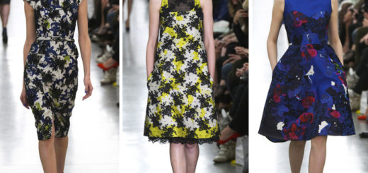 FLOWERS - ERDEM - FALL 2012 - 2 copie
