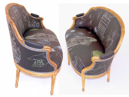 sperm sofa