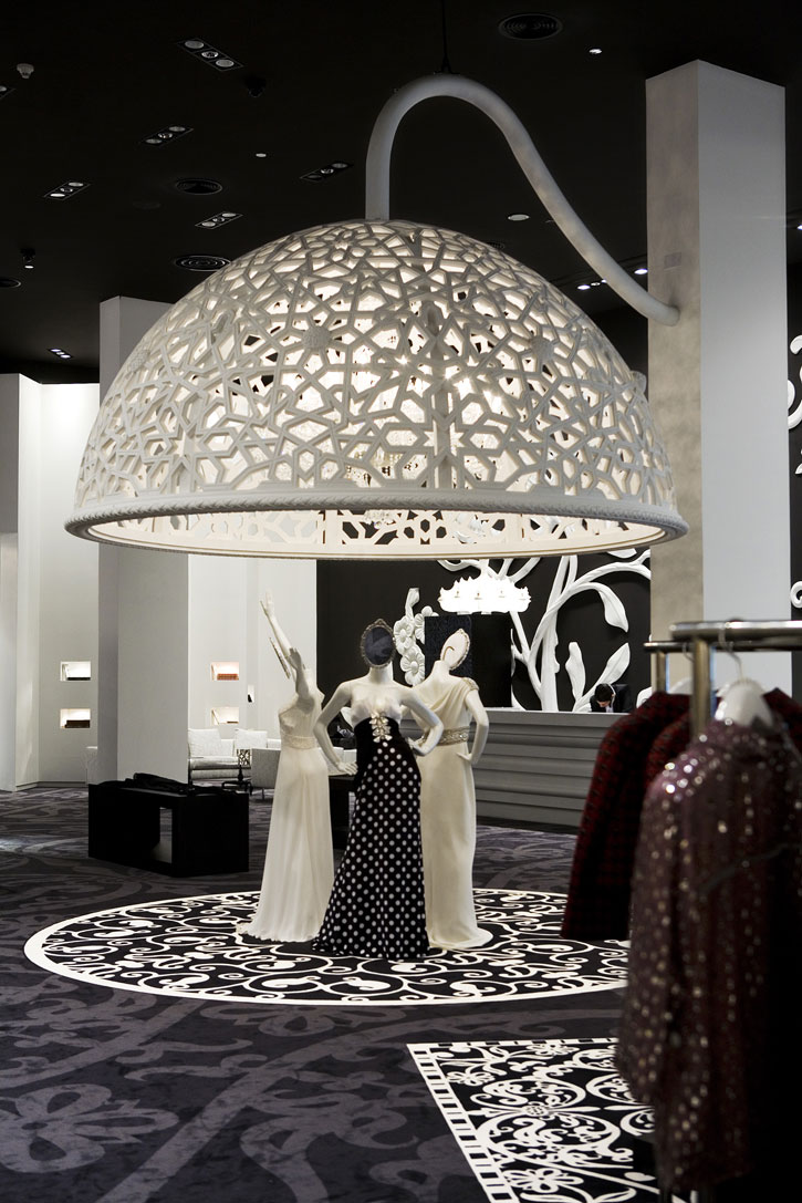villa moda marcel wanders yatzer 14 collectif textile. Black Bedroom Furniture Sets. Home Design Ideas