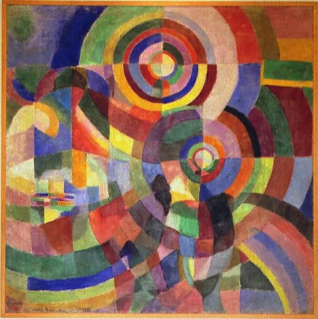 Sonia Delaunay_Electric Prisms_1914