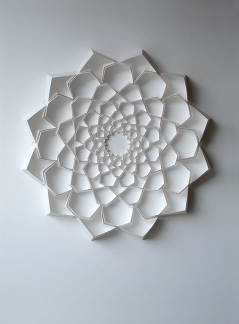 sculptures de papier collectif textile. Black Bedroom Furniture Sets. Home Design Ideas