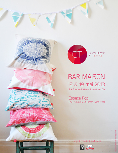 CT-Bar Maison-Flyer