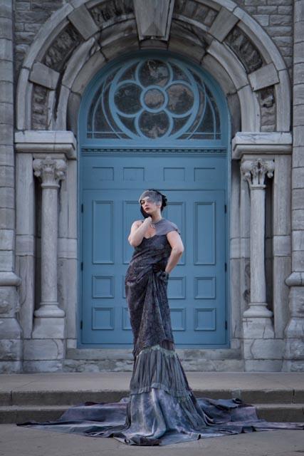 Roxane Chamberland - Tapisserie - Performance 3