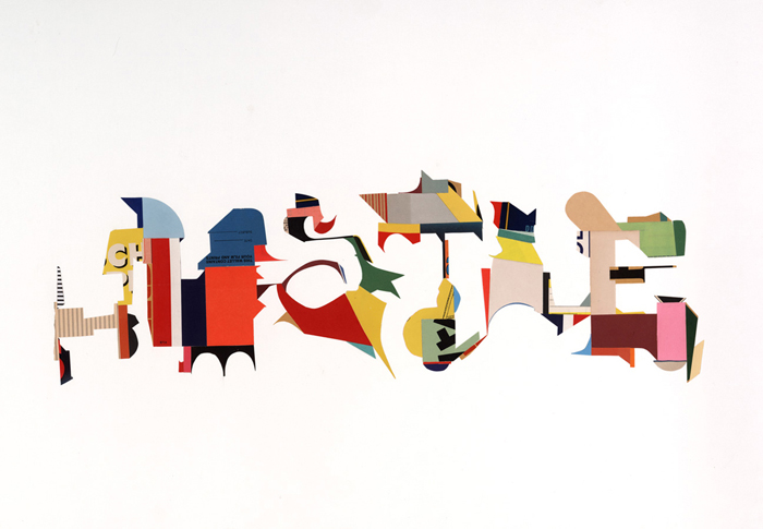 Greg Lamarche - Hustle (Remnant Series) - 2010