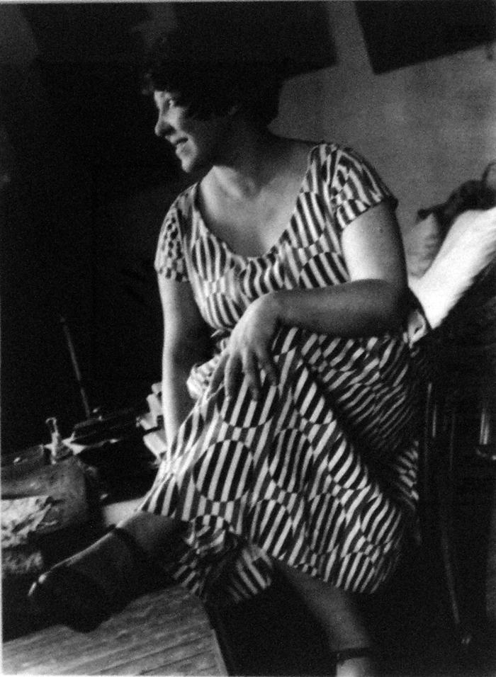 Varava Stepanova - 1924