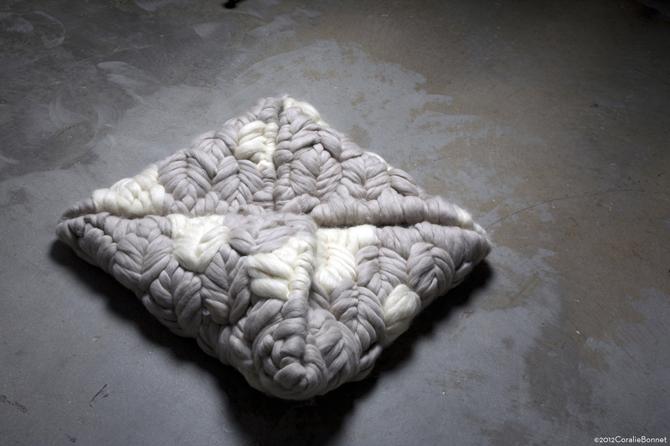 Coralie Bonnet - Pillow