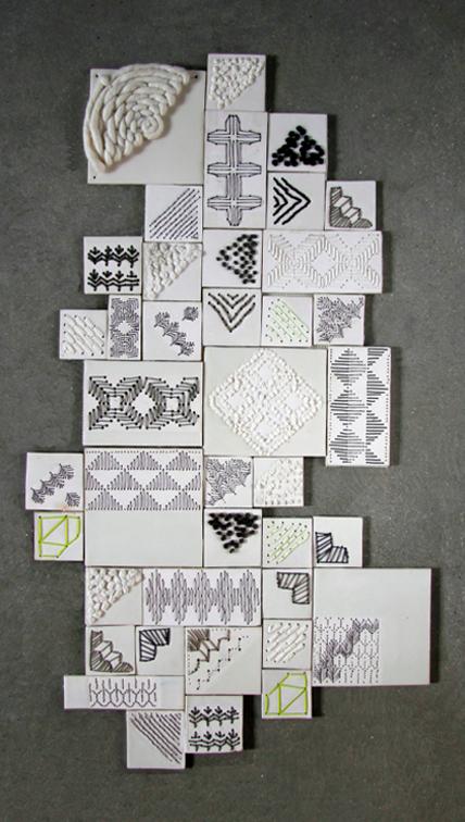 Coralie Bonnet - Tiles