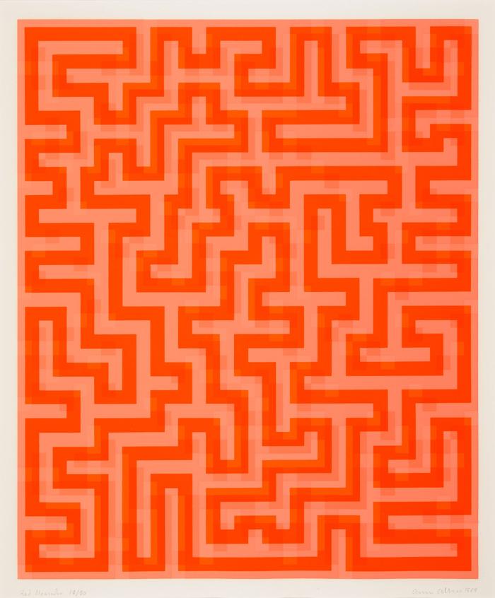 Anni Albers - Print