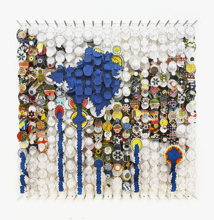 Jacob Hashimoto - The Whisperings and Twitterings High Above