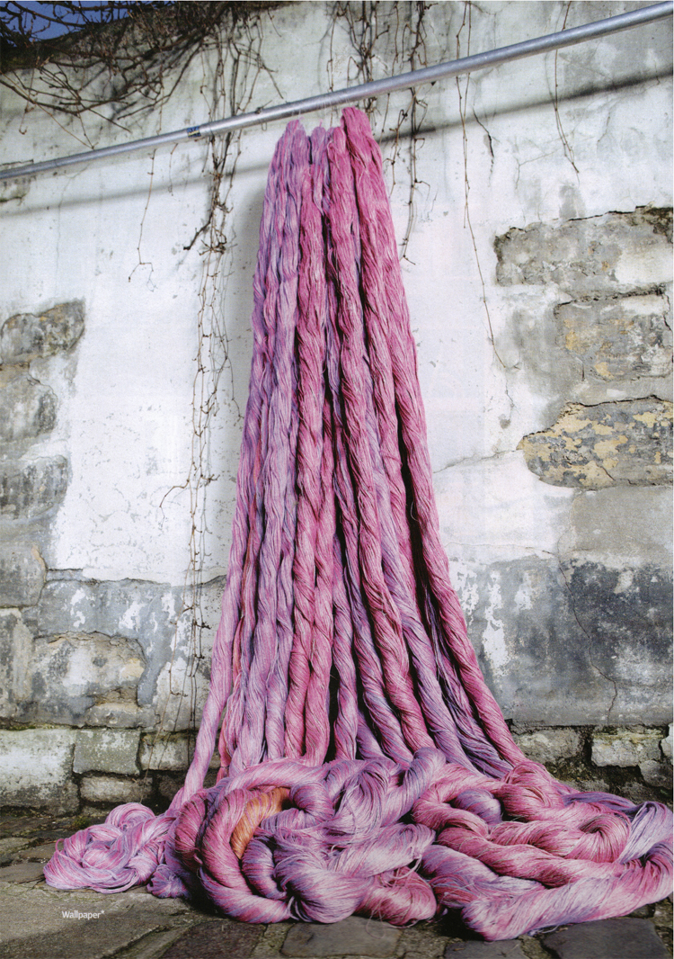 Sheila Hicks - Installation