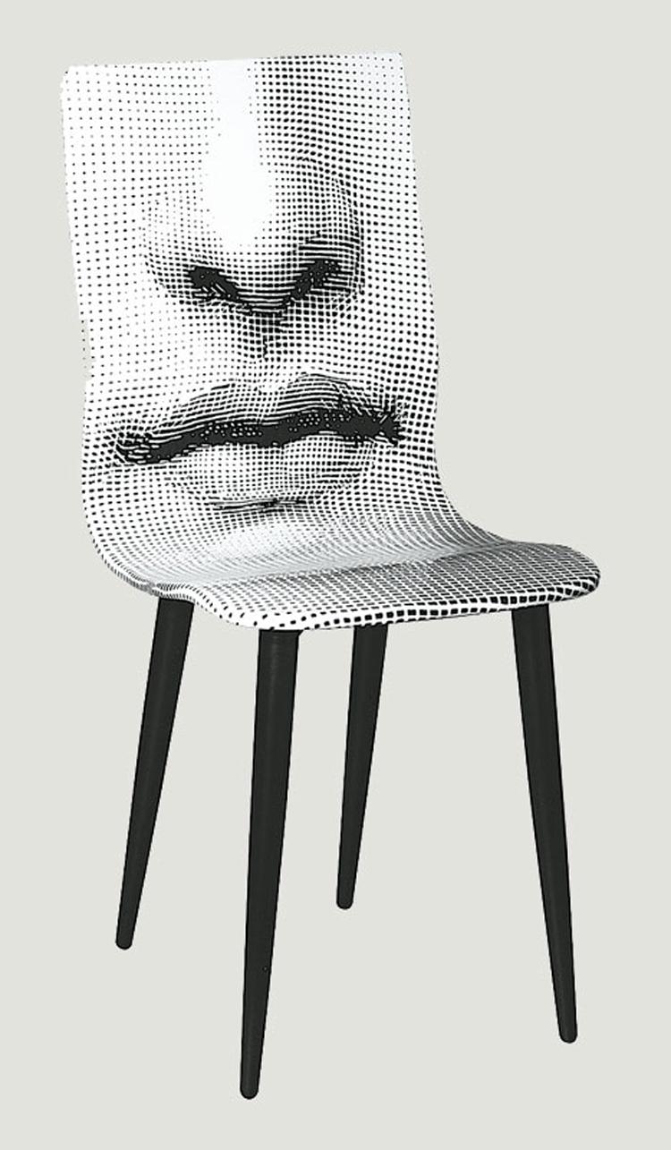 Piero Fornasetti - Bocca Chair