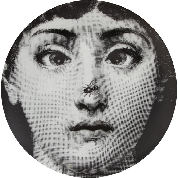 Piero Fornasetti - Plate 1