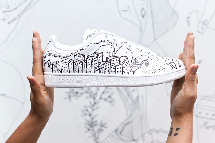 Shantell Martin - Sneakers