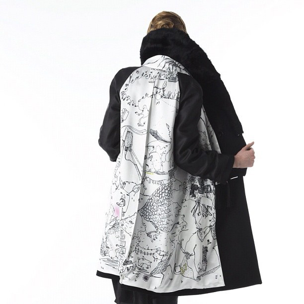 Shantell Martin - Trench Coat