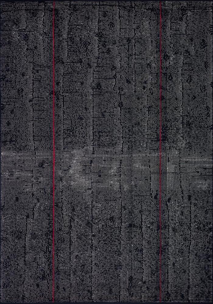 Chiyu Uemae -Untitled 1987-1988-1997 - Stitch Work